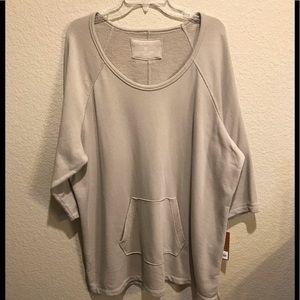 Sonoma Life + Style Lightweight Oversized Pullover